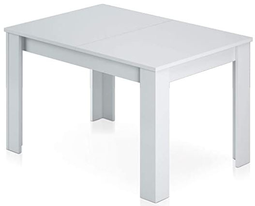 mesas color blanco