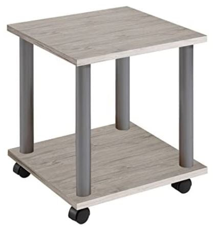 mesas con ruedas pequeñas