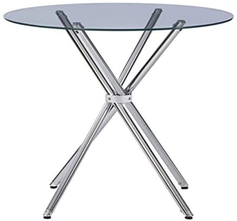 mesas con cristal
