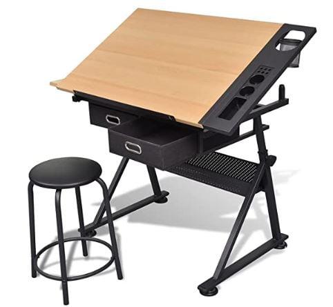 mesas para dibujo