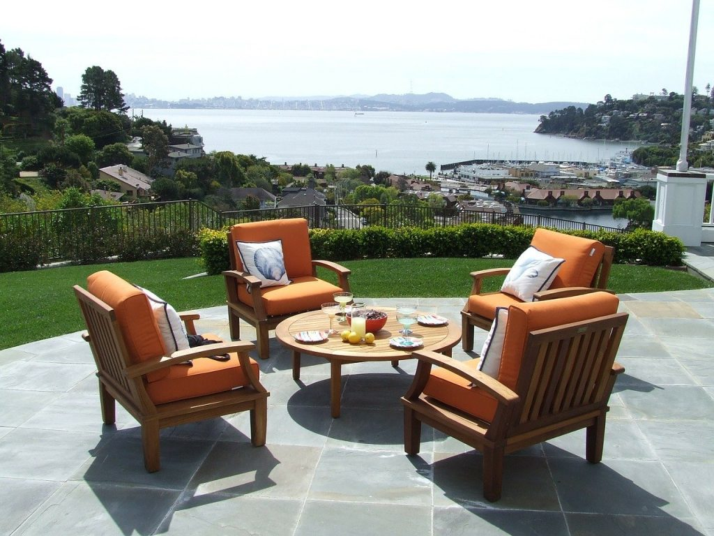 mesas para exterior precios