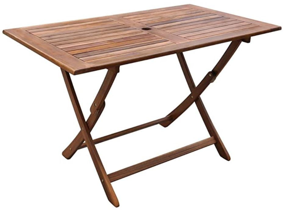 mesas para exteriores
