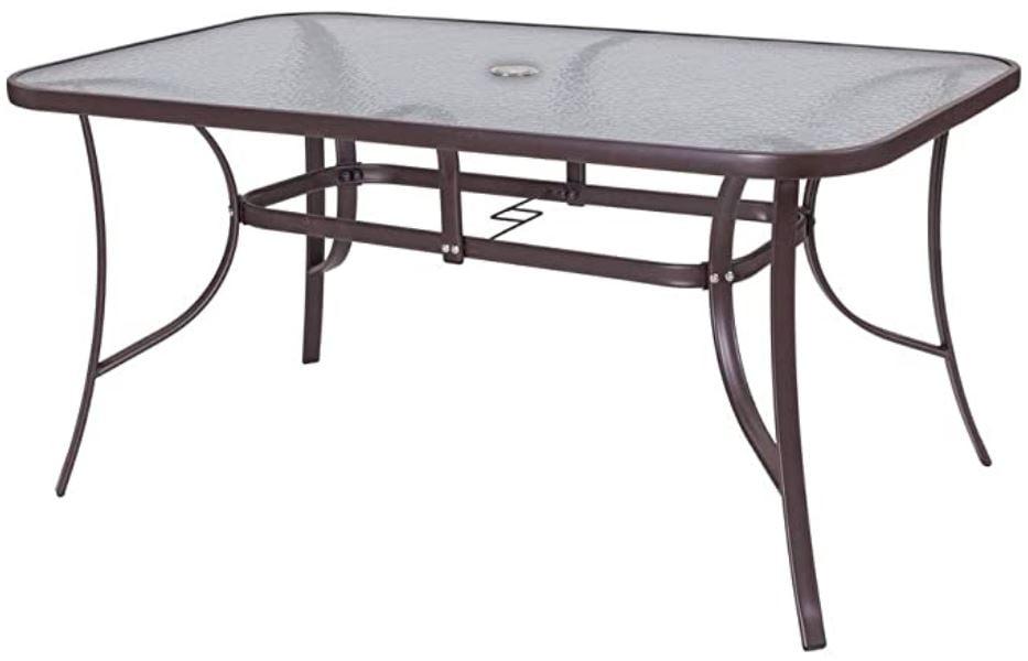 mesas para jardín