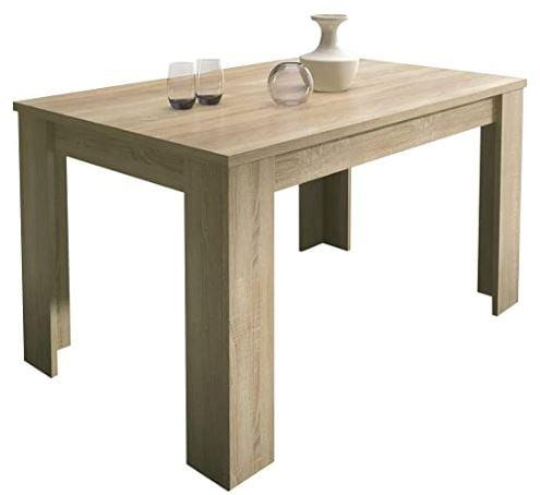 mesas con madera