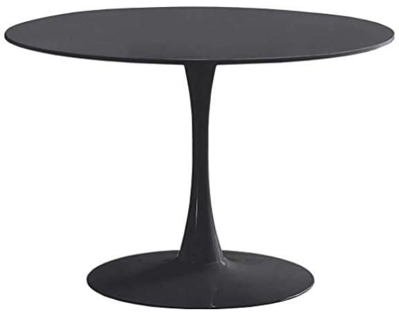 mesas color negro